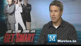 Behind The Scenes Of GET SMART With Director Peter Segal