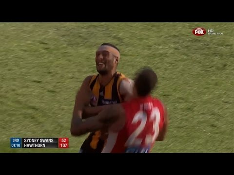2014 AFL Grand Final - Hawthorn Vs Sydney (3AW commentary)