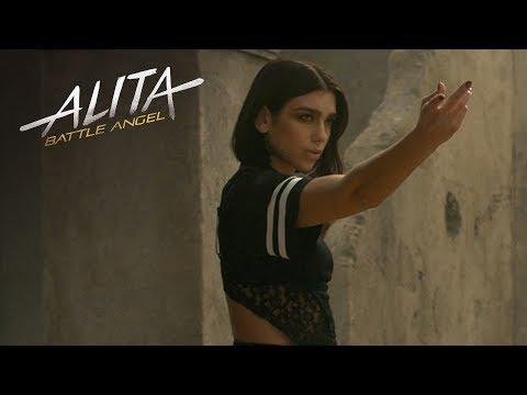 Alita: Battle Angel | Dua Lipa - Swan Song Tease | 20th Century FOX