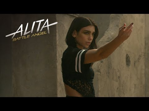 Alita: Battle Angel | Dua Lipa - Swan Song Tease | 20th Century FOX