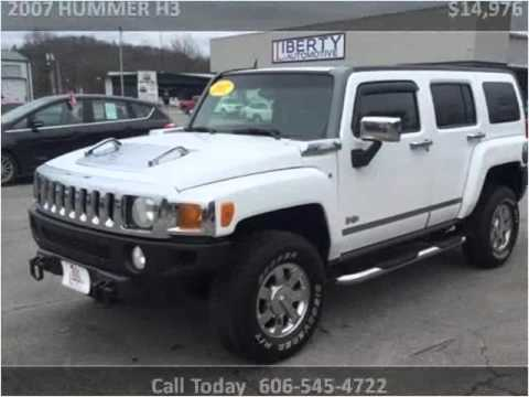 2007 HUMMER H3 Used Cars Barbourville KY  YouTube