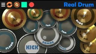 Real Drum - Naiara Azevedo - 50 Reais Feat. Maiara E Maraísa