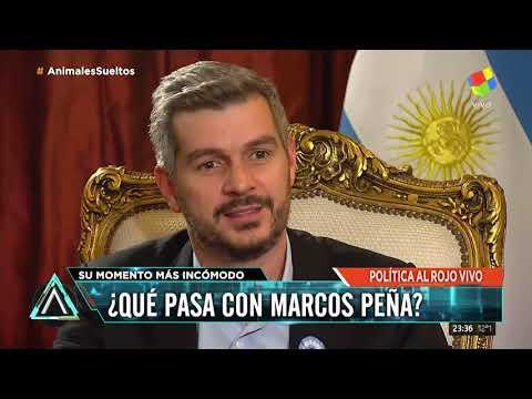 ¿Qué pasa con el ministro  Marcos Peña?