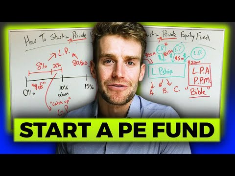 How To Start A Private Equity Fund From Scratch