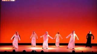 SAUDI STUDENTS IN JAPAN OSAKA عزه 2上町台地に集おう留学生歌と踊りのフェスティバ