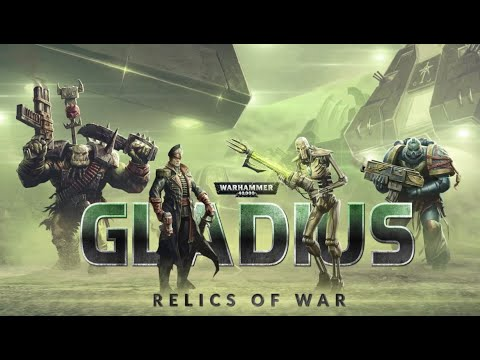 Let's take a look at:  Warhammer 40,000: Gladius - Relics of War |