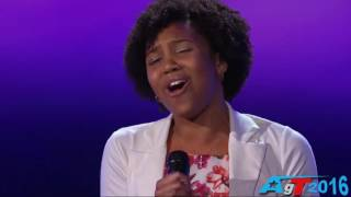 jayna brown singing and archive the golden buzzer judge cut agt 2016