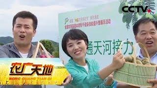 《农广天地》 20190501 丰收中国——全国农民基层体育骨干健身技能提升暨展示活动(上)| CCTV农业