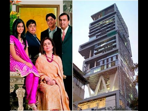 Mukesh Ambani's Home In Mumbai Antilia In Controversy, Land Sold Illegally By Board