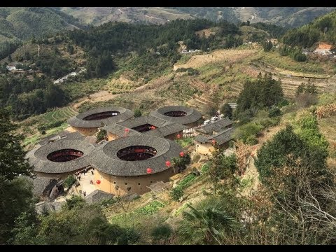 Chinese Spring Festival Trip to Fujian Earthen Houses (Tulou)