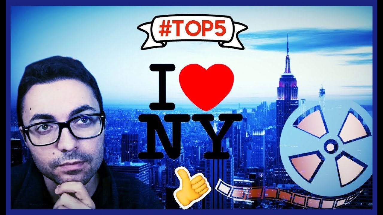 top5 film ambientati a new york - youtube