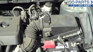 Replace 2003-2008 Toyota Corolla Air Filter, How to Change Install 2004 2005 2006 2007 CA9001006