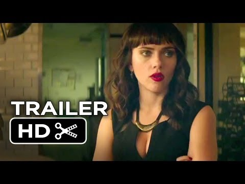 Thumbnail: Chef Official Trailer #1 (2014) - Scarlett Johansson, Robert Downey Jr. Movie HD