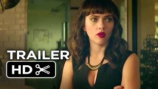 Repeat youtube video Chef Official Trailer #1 (2014) - Scarlett Johansson, Robert Downey Jr. Movie HD