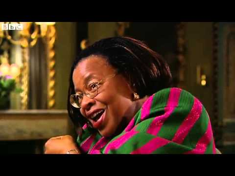 Graca Machel Of Mozambique On Marrying Nelson Mandela  06/12/2013
