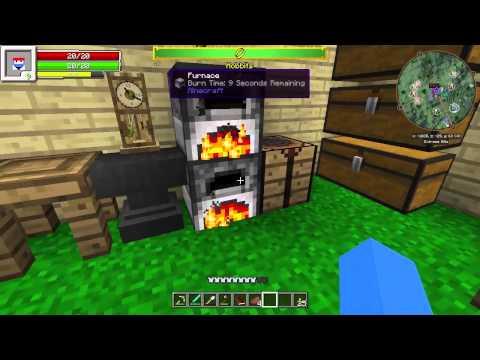Minecraft TolkeinCraft II - Part 11 - Starting Tech