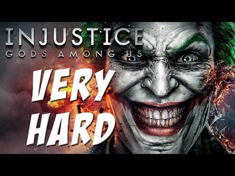 Injustice: Gods among us -The Joker - Classic battles on ... New 52 Joker Injustice