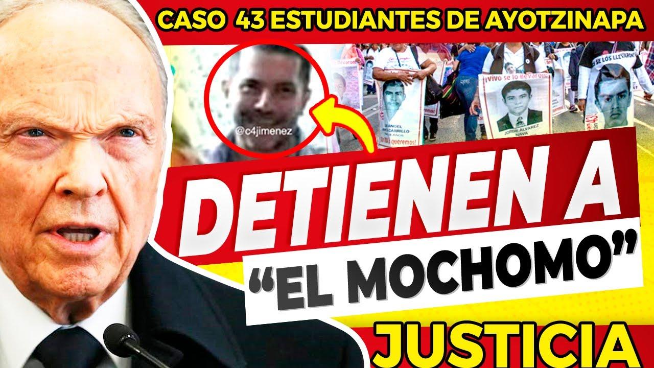 """DETlENEN A ANGEL CASARRUBIAS, ALIAS """"EL MOCHOMO"""", IMPLICADO 43 DE LOS ESTUDIANTES DE AYOTZINAPA!!!"""