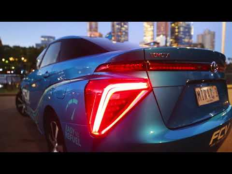 AEMO investigates hydrogen fuel cell powered cars