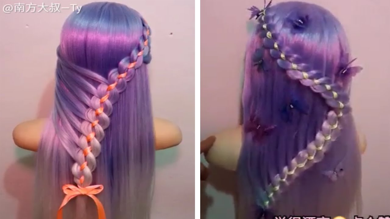 Top 5 Amazing Hair Transformations - Beautiful Hairstyles