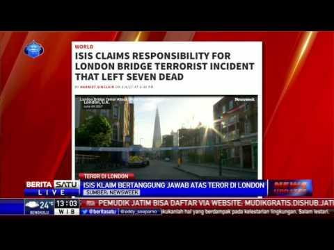 ISIS Klaim Bertanggung Jawab Terhadap Teror di London Mp3