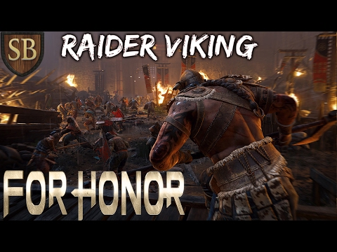 FLAWLESS WIN, NO DEATHS! (Raider - Deathmatch) For Honor Open Beta