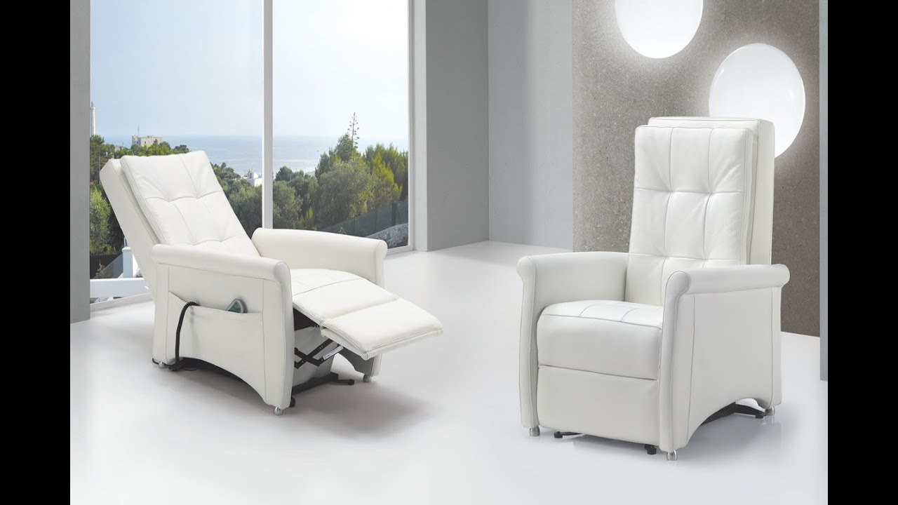 Poltrone Relax Napoli.Poltrone Relax Orthomatic Solo Poltrone Per Anziani
