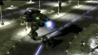 MechAssault 2 Lone Wolf - Trailer TGS 2004 - Xbox