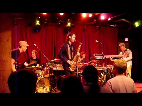 NOMO Live at Mercy Lounge 8-5-09 Part 1