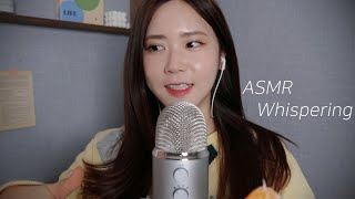 ASMR.SUB  Cozy  Whispering for Sleep[silver-button unboxing]🌙