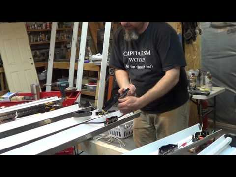 Changing Fluorescent Bulbs To Led Bulbs Removing Half
