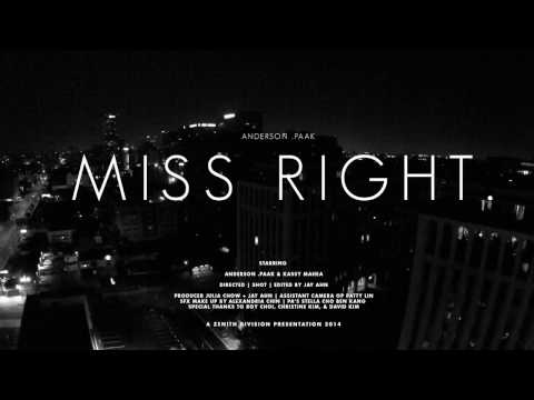 Anderson .Paak - Miss Right (Official Music Video)