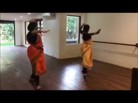 Big teermanam- - Learn and Practice Bharatanatyam Adavus