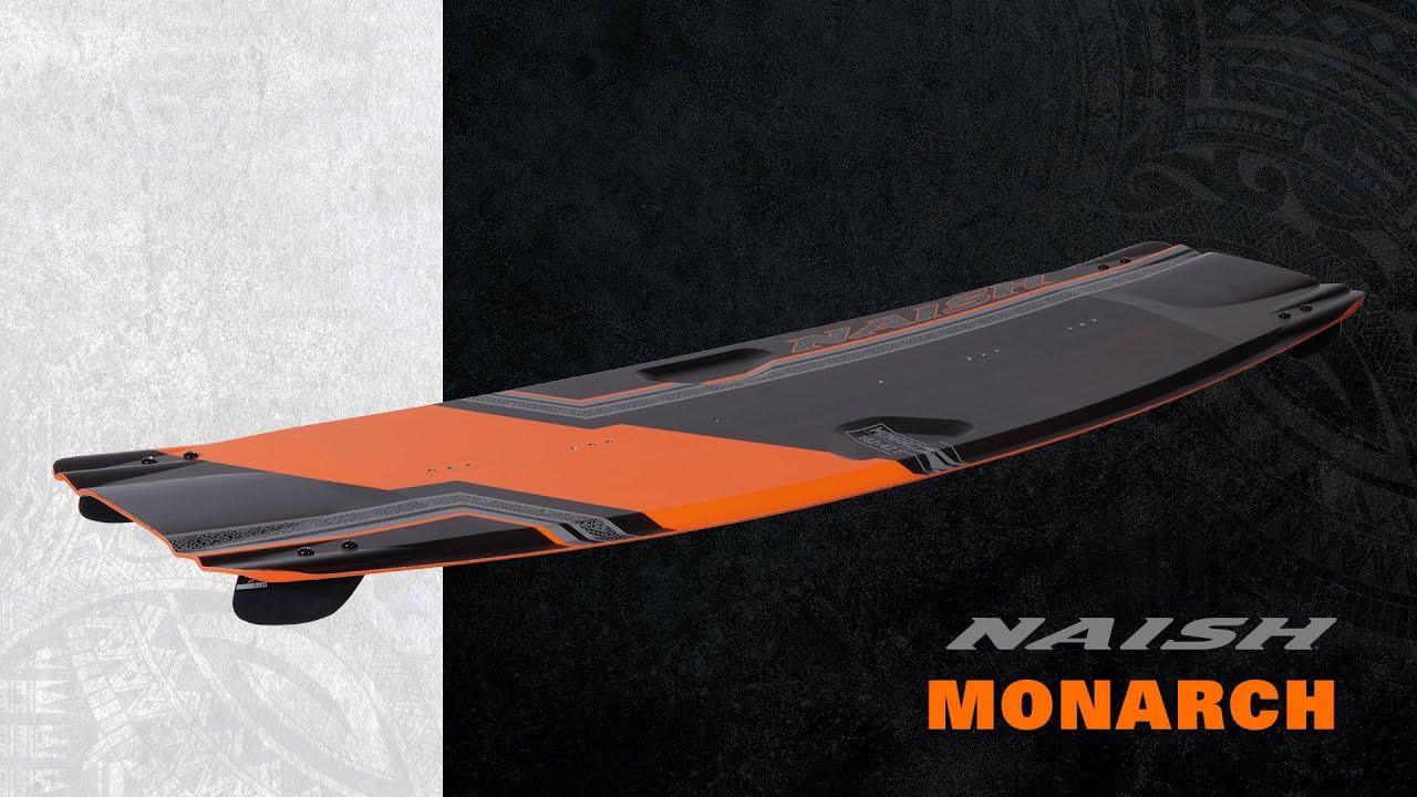 S25 Naish Monarch