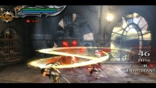 God Of War 2 Full HD gameplay on PCSX2