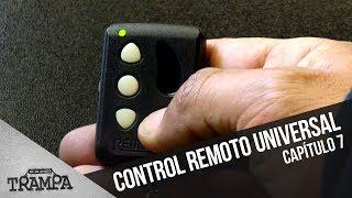 Experimento con control remoto universal | En su propia Trampa | Temporada 2017