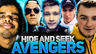 HIDE AND SEEK - AVENGERS!
