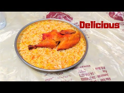 Authentic Middle Eastern Mandi In Dubai UAE Tasty And Traditional