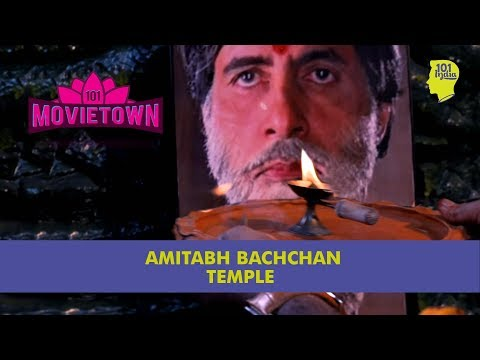 The Amitabh Bachchan Temple In Kolkata   Unique Travel Stories from India