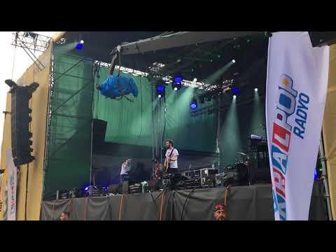 Yüzyüzeyken Konuşuruz Sandal (Çukurova Rock Fest 2018)