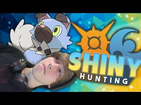 LIVE 🔴 - WE'RE BACK!! THE HUNT FOR SHINY ROCKRUFF PART 2! (Pokemon Sun & Moon Shiny Hunting!)