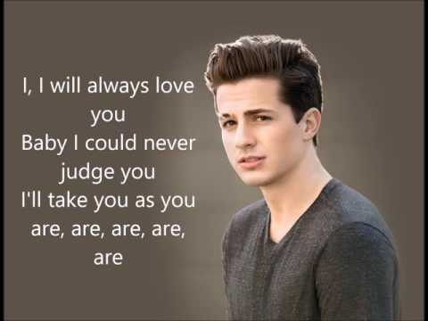 -As You Are- Lyrics    I Charlie Puth Ft. Shy Carter