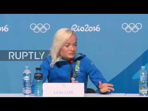 Brazil: Estonian triplets make history competing in Olympic marathon