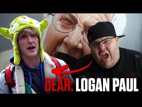 DEAR LOGAN PAUL!