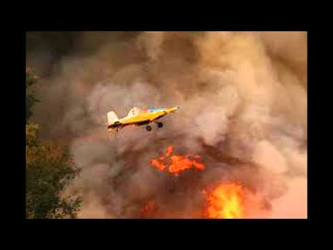 Chile Forest Fires Spread