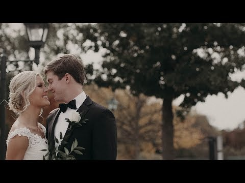 When the bride is a QUADRUPLET! Lindsey and Will's Southern Hills Country Club Wedding Video, Tulsa