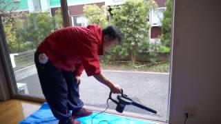 プロ30年生が教える、ハウスクリーニングのプロの為の窓のお掃除