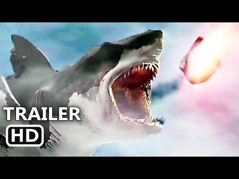 SHARKNADO 6 Official Trailer (NEW 2018) The Last Sharknado Movie HD