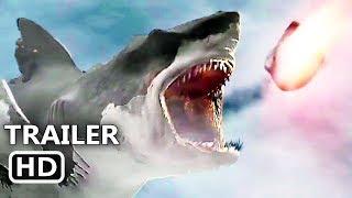 SHARKNADO 6 Official Trailer (NEW 2018) The Last Sharknado Movie HD