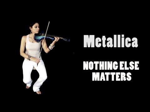 metallica nothing else matters музыка в MP3 - скачать